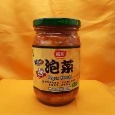 龍宏 - 韓式素泡菜 (純素) 400g