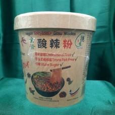 德緣全素酸辣粉(133G) (杯裝)