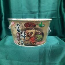 巧食齋 當歸藥膳湯麵 -碗裝(85g)全素