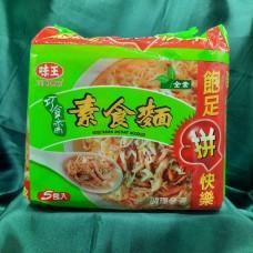 巧食齋 - 素食麵(82g x 5)全素