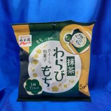 永谷園 - 低卡抹茶和菓子 [5枚入]