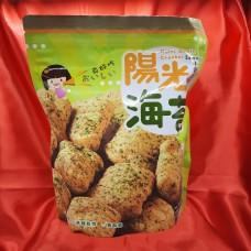 永力- 十穀米同心餅 (陽光海苔) (100g) 奶素