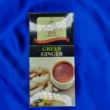 綠姜茶 (25包/盒)
