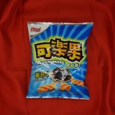可樂果 - 台灣豌豆酥 - 海苔味(57g) 全素